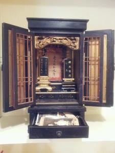 Mahikari ancestor altar